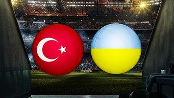 Türkiye - Ukrayna   CANLI YAYIN