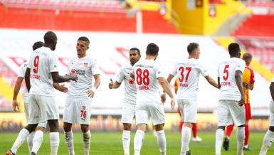 Kayserispor 1-3 Sivasspor   MAÇ SONUCU