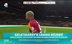 Galatasaray'a Lemina'dan müjde!