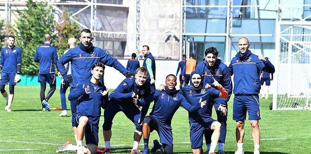 Medipol Başakşehir'de Trabzonspor mesaisi!