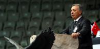 Beşiktaş'ın yeni başkanı Ahmet Nur Çebi'den ilk açıklama!