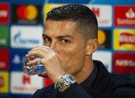 İşte Ronaldo'nun çok konuşulan saatinin bedeli!