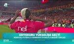 Galatasaray'da Onyekuru yükselişe geçti