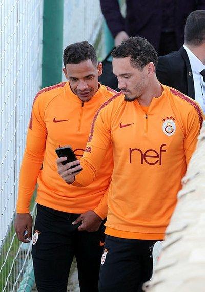 PSG'nin istediği Fernando: Kalmak istiyorum