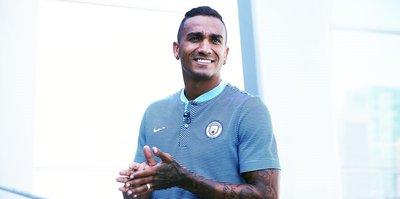 City, Danilo'yu renklerine bağladı