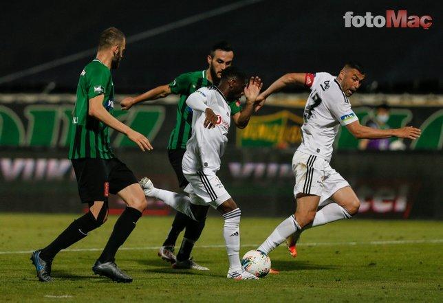 Spor yazarları Denizlispor - Beşiktaş maçını değerlendirdi