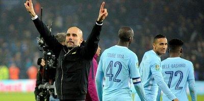 Manchester City penaltılarla turladı