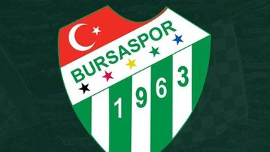 Son dakika spor haberleri: Bursaspor'da corona virüsü şoku! 2 futbolcu pozitif