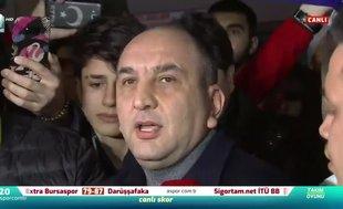 Semih Özsoy'dan Mustafa Cengiz'e taş!