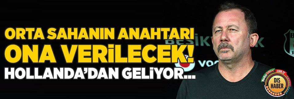 besiktastan surpriz transfer orta sahaya dinamo geliyor 1594977399966 - Quaresma'dan Beşiktaş ve Sergen Yalçın açıklaması: Umarım şampiyon yapar