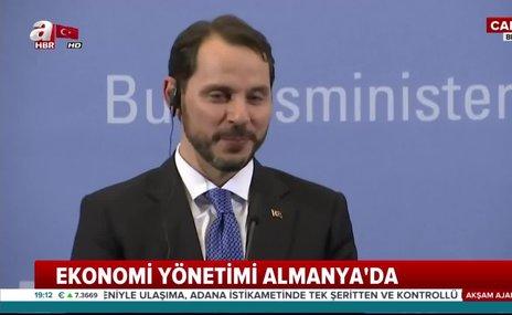 """Berat Albayrak: """"Türkiye EURO 2024'e fazlasıyla hazır"""""""