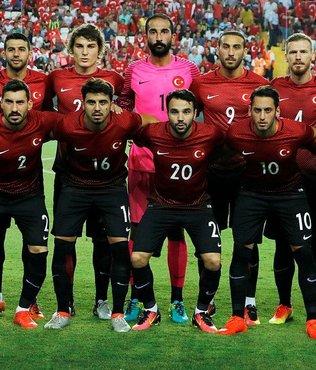 Türkiye-Arnavutluk maçı Antalya'da