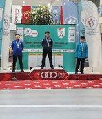 Atıcılık Müsabakalarından 2 altın madalya
