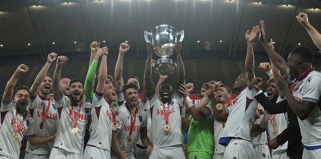 Trabzonspor son 24 yılın en golcü dönemini geçirdi! - Futbol -