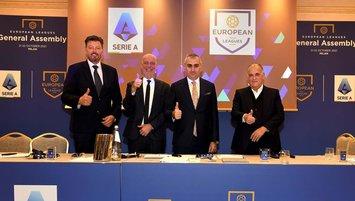 Avrupa Ligler Birliği Genel Kurulu İstanbul'da gerçekleşecek!