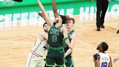 Furkan'ın 10 sayı attığı maçta 76ers kazandı | Philadelphia 76ers - Boston Celtics: 106-96 (MAÇ SONUCU - ÖZET)