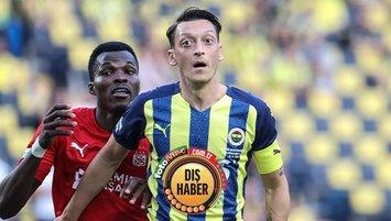 Özil açıkladı! Löw ile F.Bahçe maçında buluşacaklar