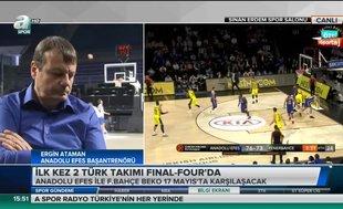 Anadolu Efes 18 yıl sonra Final-Four'da