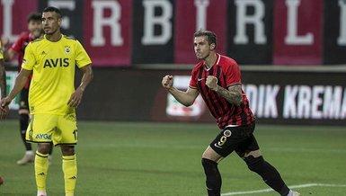 Son dakika spor haberi: Eyüpspor Bogdan Stancu'yu transfer etti!