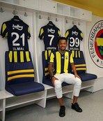 Fenerbahçe'den Jailson'a hoşgeldin videosu