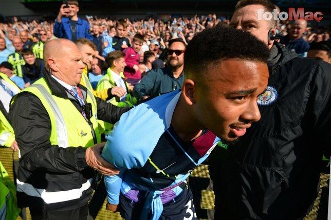 Manchester City kupayı böyle aldı!