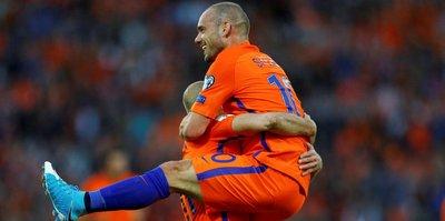 Rekor artık Sneijder'da!