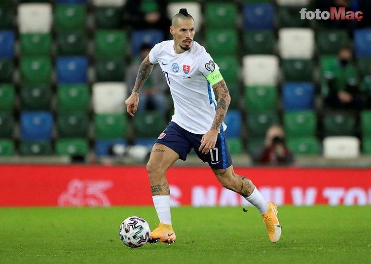 Son dakika Trabzonspor transfer haberleri   Biyonik adam Hamsik! İşte o rapor