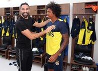 Fenerbahçe'nin yeni transferi Luiz Gustavo'dan büyük fedakarlık