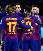 Barça liderliği garantiledi: 3-1