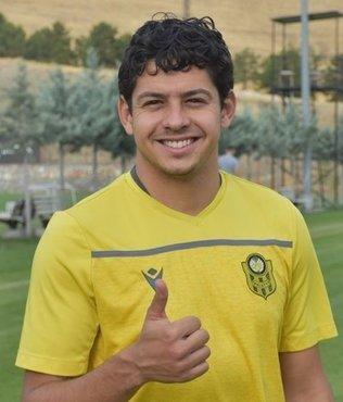 Guilherme'nin menajeri Beşiktaş tesislerinde