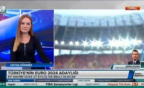 Türkiyenin EURO 2024 adaylığı