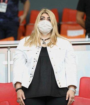 Kayserispor Başkanı Berna Gözbaşı: Sonuna kadar mücadele edeceğiz