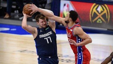 Dallas Mavericks-Philadelphia 76ers: 95-113 (MAÇ SONUCU-ÖZET)