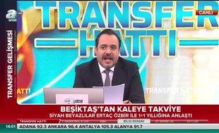 Beşiktaş'ta ilk transfer! Anlaşma sağlandı