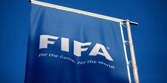 FIFA'dan hakeme şike cezası