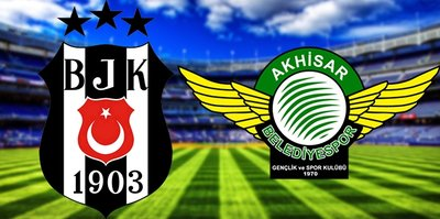 Beşiktaş - Akhisar   CANLI ANLATIM