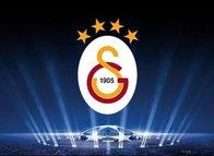 Galatasaray'dan Şampiyonlar Ligi'ne 3 yıldız