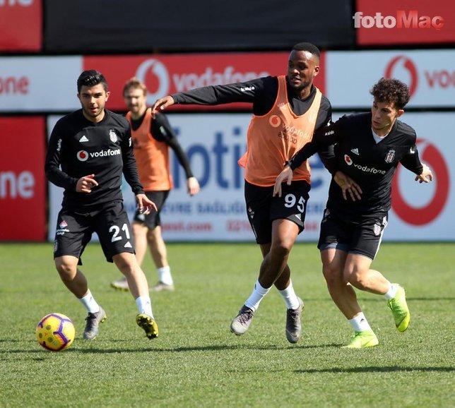 Beşiktaş'ın rakibi Göztepe! Şenol Güneş'ten 11'e ayar...