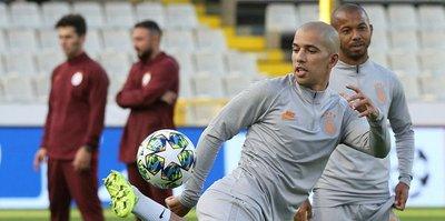 Galatasaray, Club Brugge maçına hazır