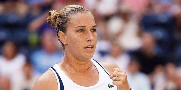 Slovak tenisçi Cibulkova emekliye ayrıldı