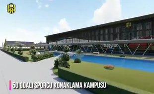 'Malatya Spor Köyü' resmen tanıtıldı