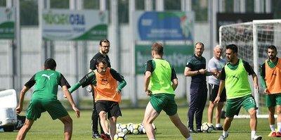 Bursaspor finale hazır!