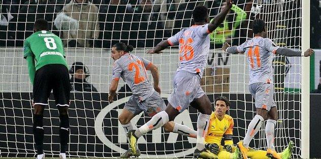 İşte Beşiktaş Başakşehir ve Trabzonspor'un Avrupa Ligi gruplarında puan durumu!