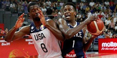 2019 FIBA Basketbol Dünya Kupası: ABD 79 - 89 Fransa
