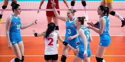 Turkey beat China in Nations League