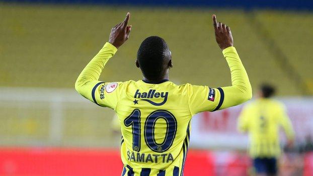 Son dakika FB haberleri | Samatta'dan şaşırtan Fenerbahçe sözleri!