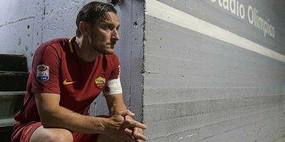 Totti, jübilesinin ardından ilk kez konuştu...