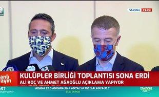 Ahmet Ağaoğlu'dan flaş harcama limiti açıklaması
