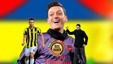 """Fenerbahçe'nin Mesut Özil transferi için konuştu! """"Avrupa Ligi kupası..."""""""