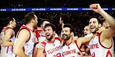 Eurobasket 2021 Elemelerinde Türkiye'nin grubu belli oldu